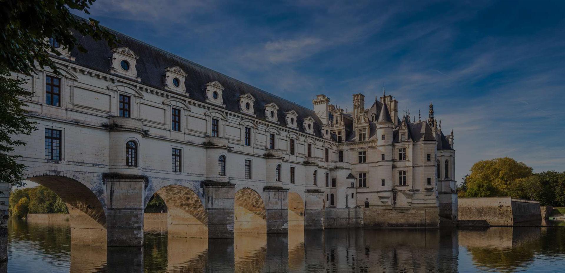 Zoom sur les Châteaux de la Loire